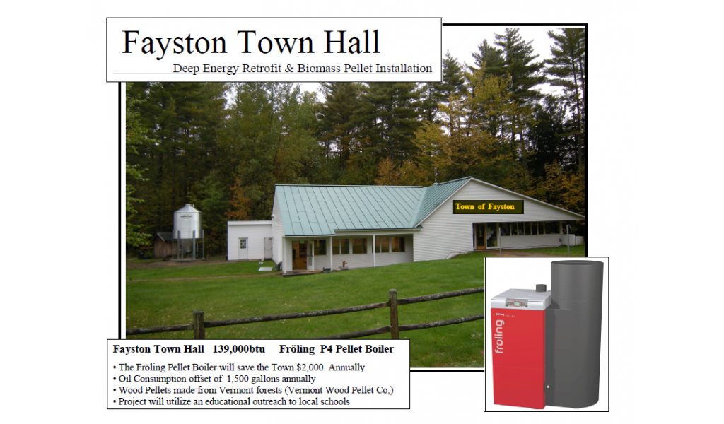 Town of Fayston,