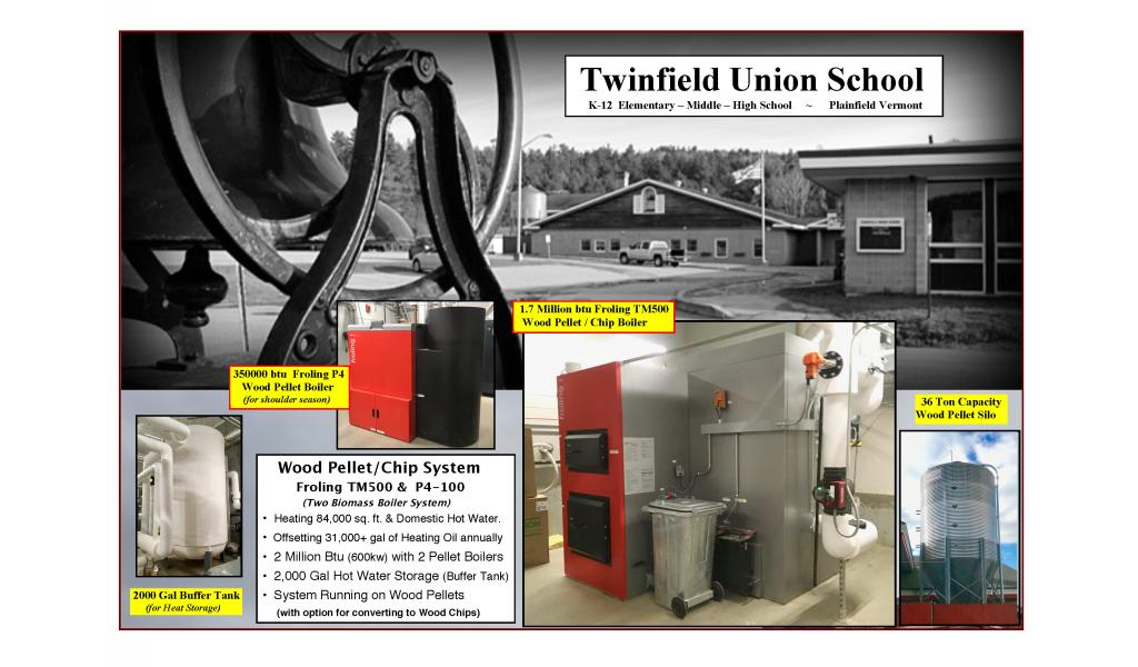 Twinfield High School & Middle School,